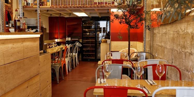 La cantine du vin en bouche, Bar Paris Le Bon Marché #0