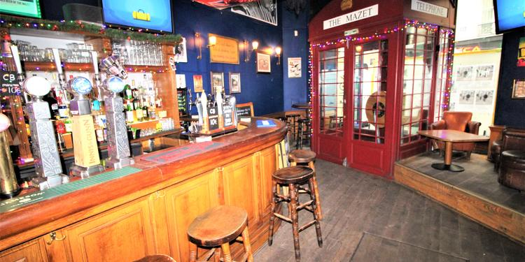 The Mazet, Bar Paris Odéon  #0
