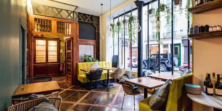 Le Café des Bains, Restaurant Paris Le Marais #0