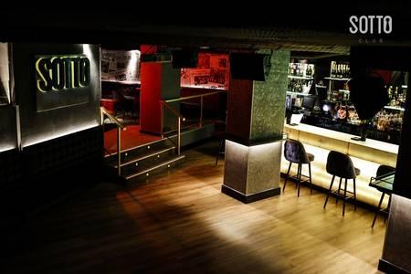 Sotto Club, Sala de alquiler Madrid Bernabéu #0
