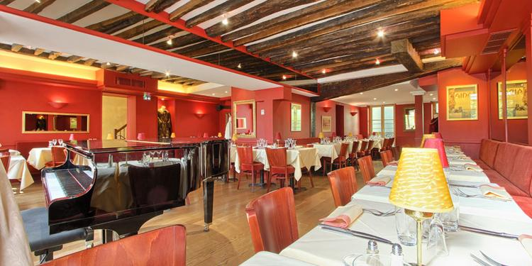 Le Bel Canto Paris - Restaurant, Restaurant Paris Hôtel de Ville #0