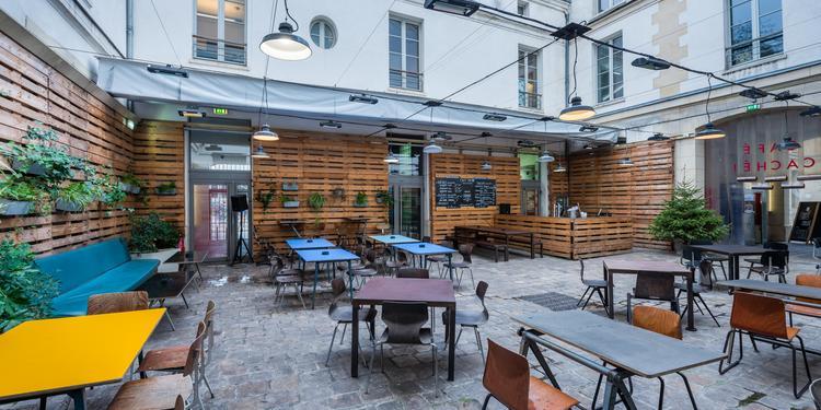 Le Café Caché, Salle de location Paris Flandres #0