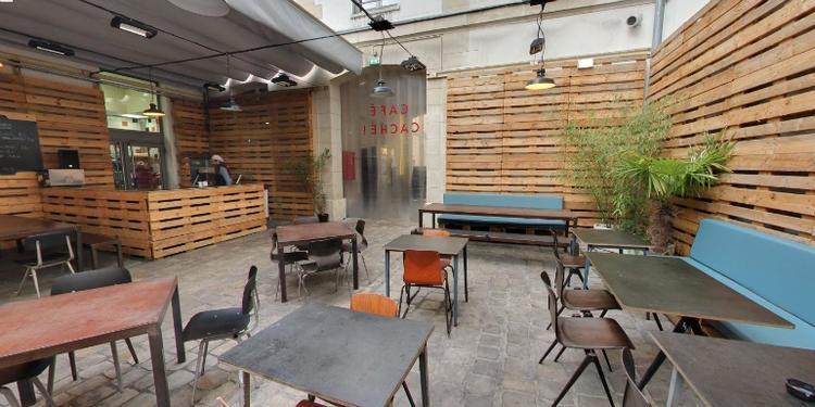 Le Café Caché, Bar Paris Flandres #0