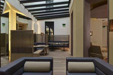 L'espace lobby de l'hôtel de Nell, Salle de location Paris Faubourg Montmartre #0