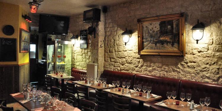 Au petit clin d'oeil, Bar Paris None #4