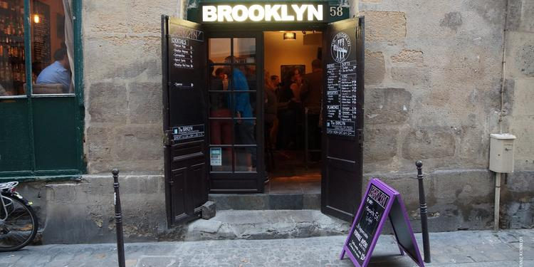 Le Brooklyn (BRKLYN), Bar Paris Les Halles #0