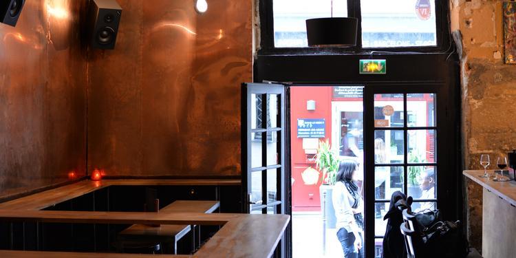 Le Brooklyn (BRKLYN), Bar Paris Les Halles #1