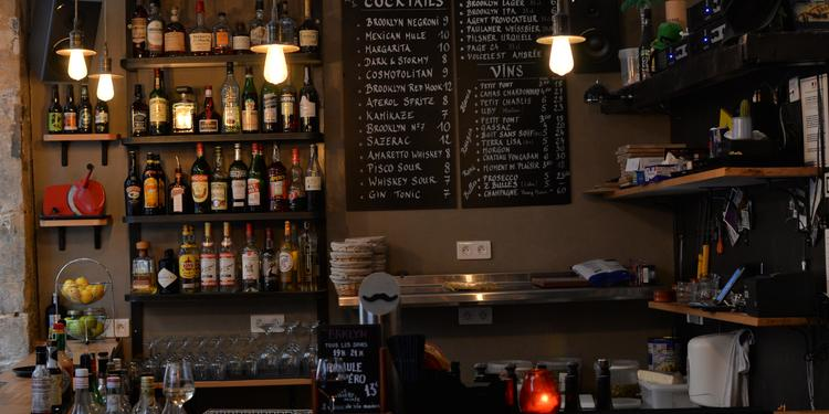Le Brooklyn (BRKLYN), Bar Paris Les Halles #0