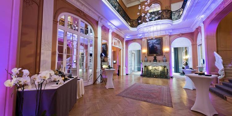 L'Hôtel des Arts et Métiers: Salon Liancourt-Neptune, Salle de location Paris Iéna #0