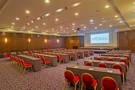 L'Hôtel des Arts et Métiers: Salon La Rochefoucauld, Salle de location Paris Iéna #0