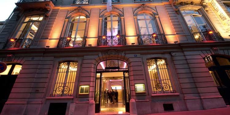 L'Hôtel des Arts et Métiers: Salon La Rochefoucauld, Salle de location Paris Iéna #7