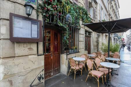 Les Dessous du Panthéon, Bar Paris Panthéon #0