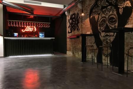 Jleo's, Sala de alquiler Madrid Chamberí #0