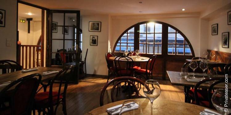 Au Port du Salut, Restaurant Paris Panthéon #1