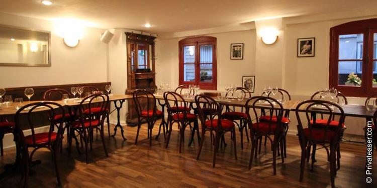Au Port du Salut, Restaurant Paris Panthéon #4