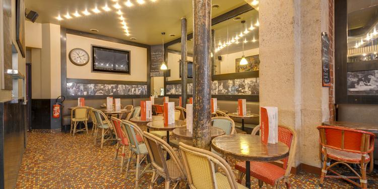 Le Café des Phares, Bar Paris Bastille #1