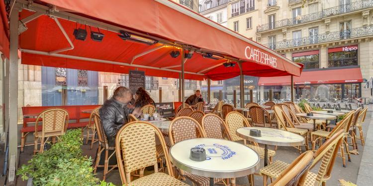 Le Café des Phares, Bar Paris Bastille #7