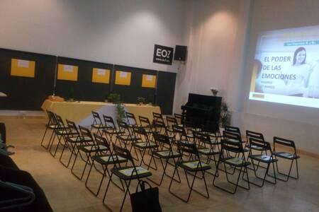 EO7/MAD, Sala de alquiler Madrid Argüelles #0