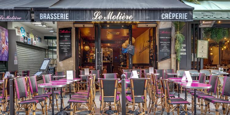 Le Molière Paris, Bar Paris Saint Germain des Prés #0