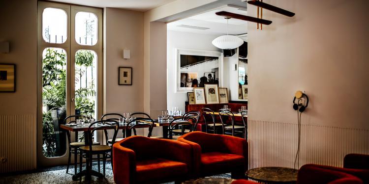 Hôtel Le Pigalle, Restaurant Paris Pigalle #0