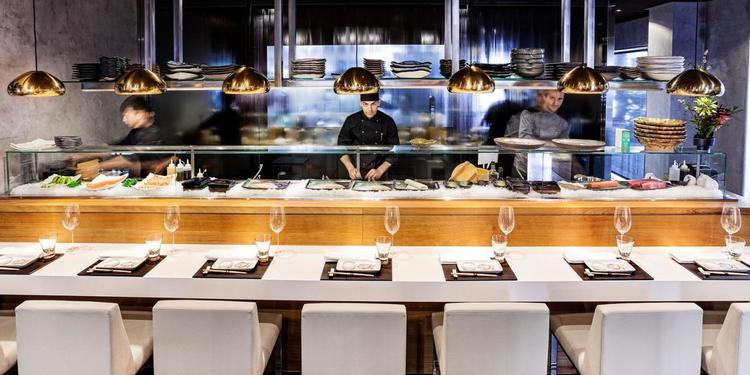 99 Sushi Bar, Restaurante Madrid Chamberí #1