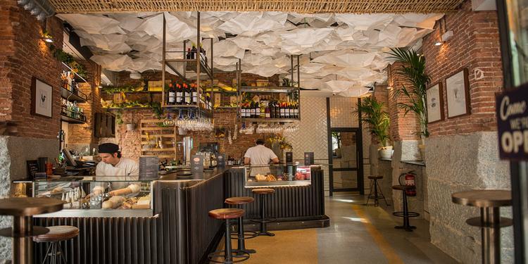 El Trajín, Restaurante Madrid Chamberí #0