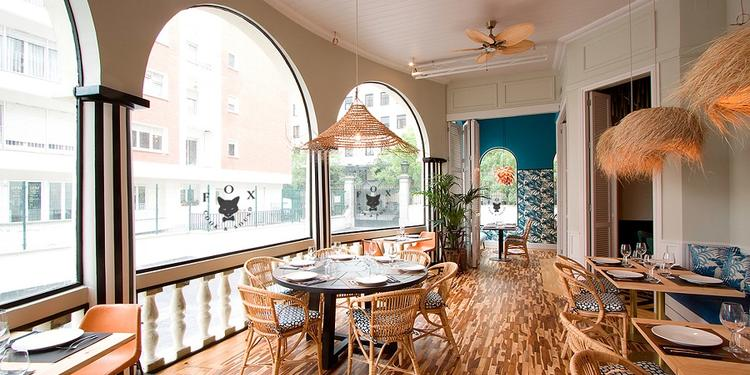 Fox, Restaurante Madrid Castellana #1