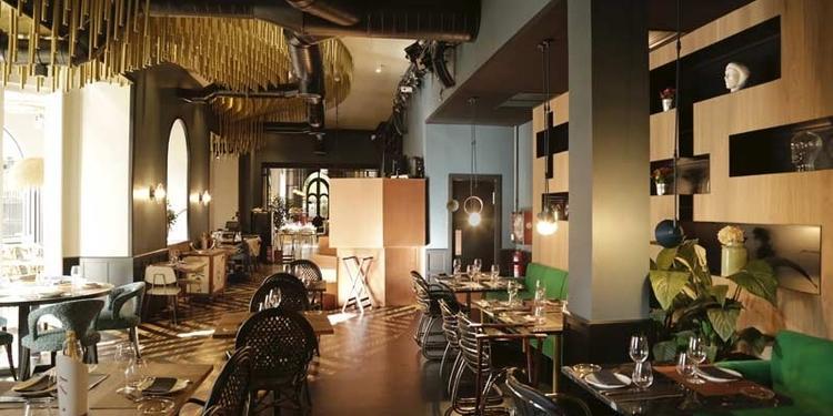 Fox, Restaurante Madrid Castellana #3