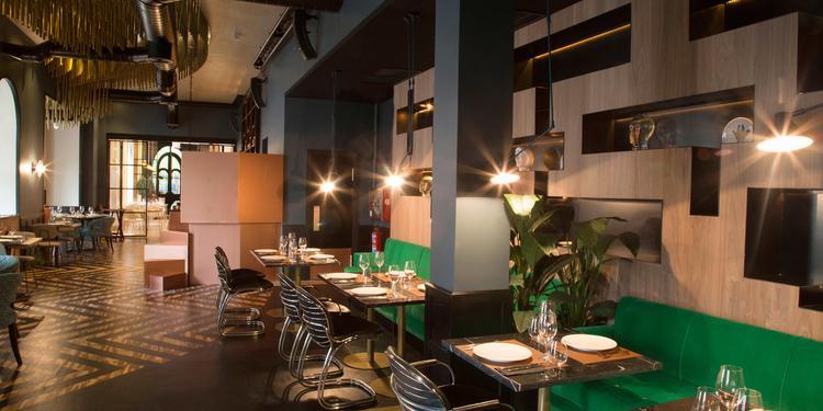 Fox, Restaurante Madrid Castellana #4