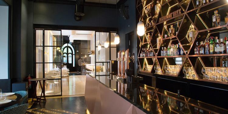 Fox, Restaurante Madrid Castellana #5