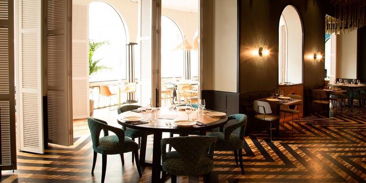 Fox, Restaurante Madrid Castellana #6