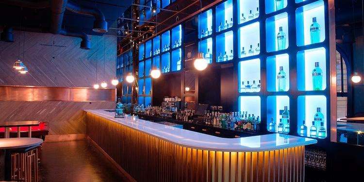 Fox, Restaurante Madrid Castellana #8