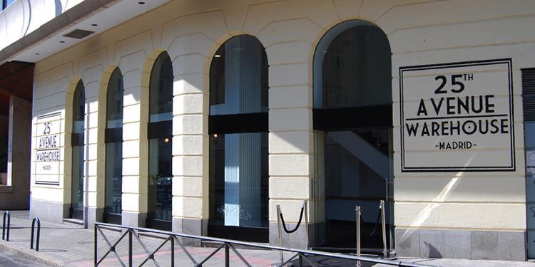 25th Avenue Warehouse, Espacio Madrid Nuevos Ministerios #6