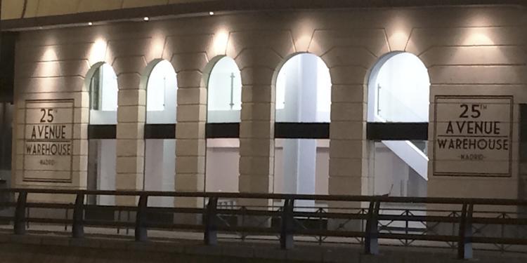 25th Avenue Warehouse, Espacio Madrid Nuevos Ministerios #7