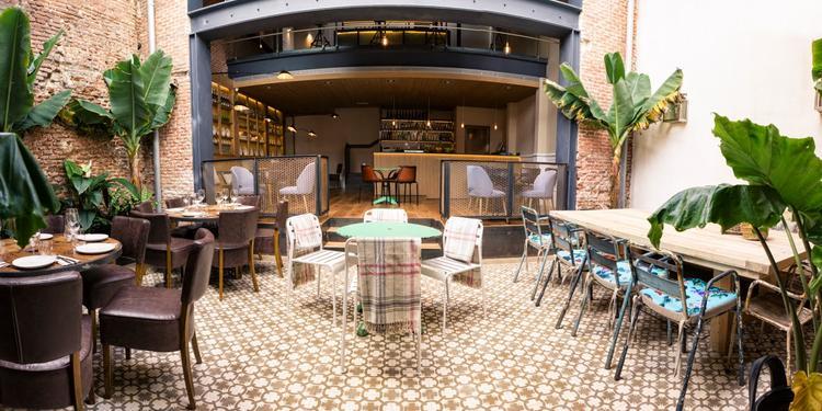 La Contraseña, Restaurante Madrid Ponzano #0