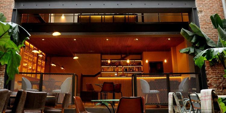 La Contraseña, Restaurante Madrid Ponzano #4