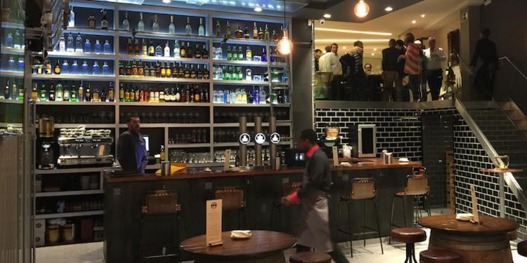 La Factoría de Ponzano, Bar Madrid Chamberí #0