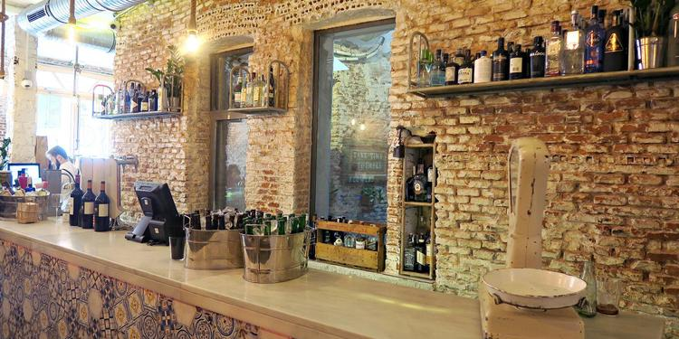 La Lianta, Bar Madrid Chamberí #6