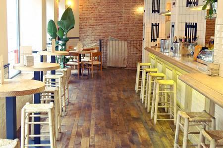 La Malcriada, Bar Madrid Chamberí #0