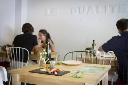 Le Qualité Tasca, Restaurante Madrid Chamberí #0