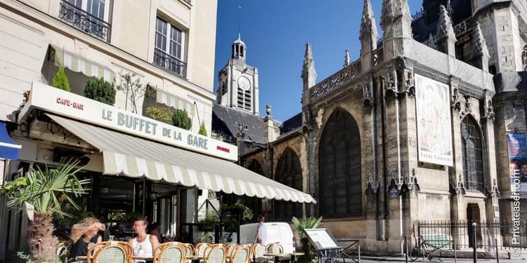 Le Buffet de la Gare, Bar Paris Gare de l'est #0