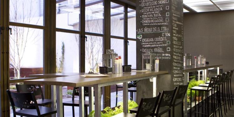 La Tita Rivera, Restaurante Madrid Chueca #1