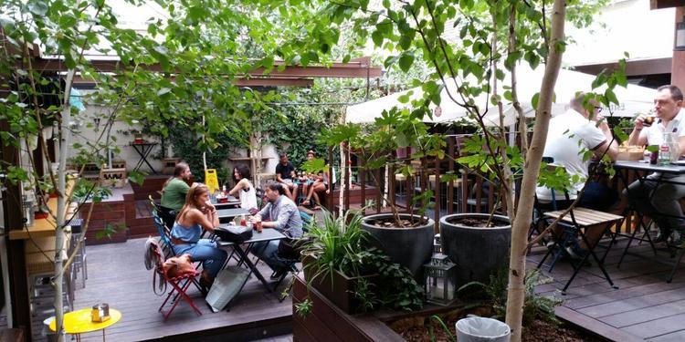 La Tita Rivera, Restaurante Madrid Chueca #3