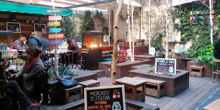 La Tita Rivera, Restaurante Madrid Chueca #5