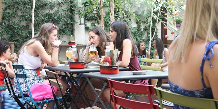 La Tita Rivera, Restaurante Madrid Chueca #6