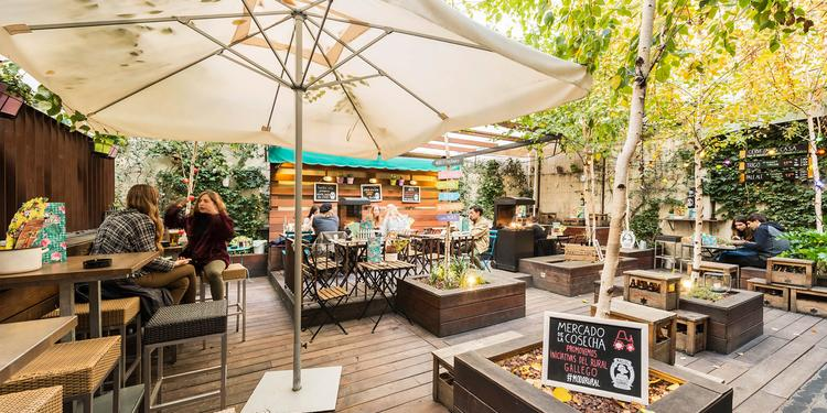 La Tita Rivera, Restaurante Madrid Chueca #8