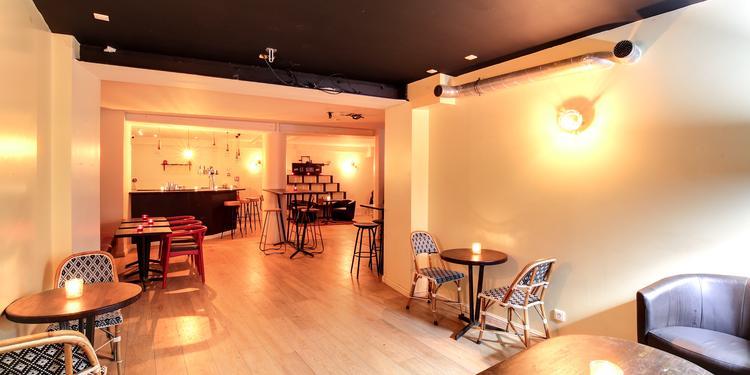 L'annexe de la seine café, Salle de location Paris Bastille #0