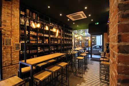 La Binouze Paradis, Bar Paris Porte de Saint-Denis #0