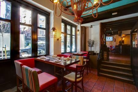 El Recuerdo, Restaurante Madrid Nuevos Ministerios #0