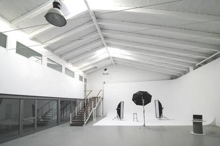 Nave The Photo Estudio, Sala de alquiler Madrid Plaza de Castilla #0